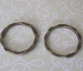 Antique Bronze Ring Spacer (6)
